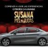 Autos y teatro: Citroën te lleva a ver a Susana Giménez desde un palco exclusivo