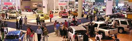 Salón Internacional del Automóvil Chile 2006