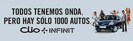 Renault Clio Infinit