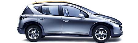 Peugeot 207 Outdoor Concept