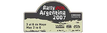 Rally Argentina 2007