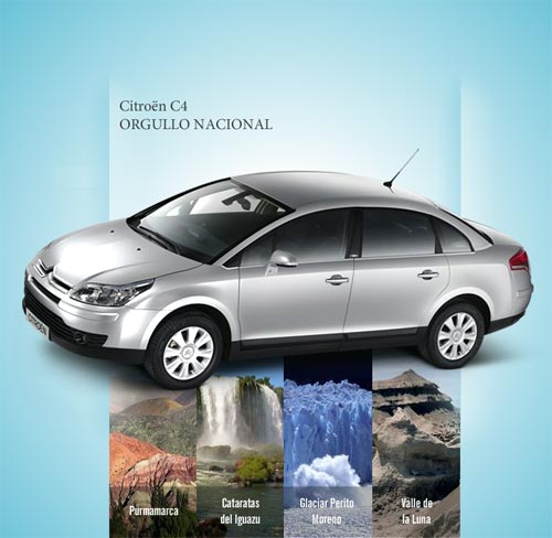 Citroën C4 Orgullo nacional