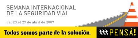 Semana Internacional de la Seguridad Vial (Cesvi)