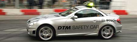 Safety car de F1