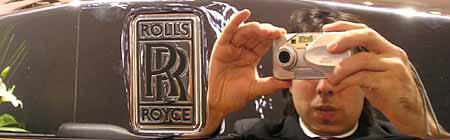 Rolls Royce en el Salón del Automóvil 2007