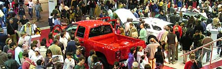 Salón de Buenos Aires - Foto: Cosas de Autos Blog