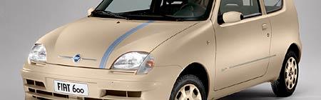 Fiat 600 50 Aniversario