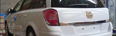 Chevrolet Vectra SW - Crédito: Alpini.br
