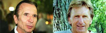 Emerson Fittipaldi y Derek Bell