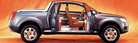 Concept Car AAC de Volkswagen