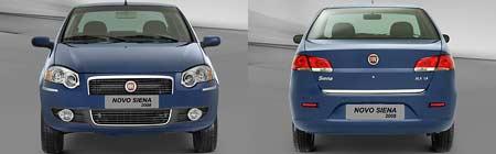 Nuevo Fiat Siena