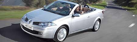 Renault Mégane II Coupé Cabriolet