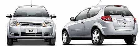 Nuevo Ford Ka 2008