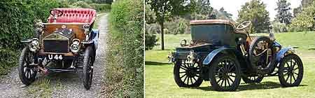 Rolls-Royce más antiguo del mundo