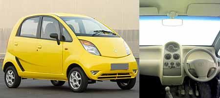 Tata Nano - Foto: Prensa Tata Motors