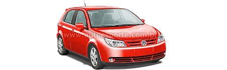 Nuevo Volkswagen Gol - Ilustración de AutoEsporte (Brasil)