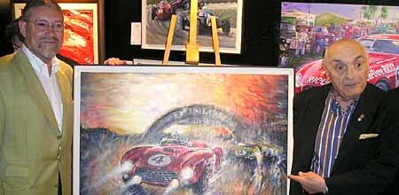 Le Mans 1954 por Jorge Ferreyra Basso - Foto: Cosas de Autos Blog