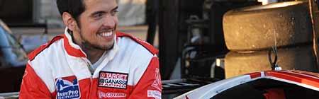 Pablo Pérez Companc en el GT2000