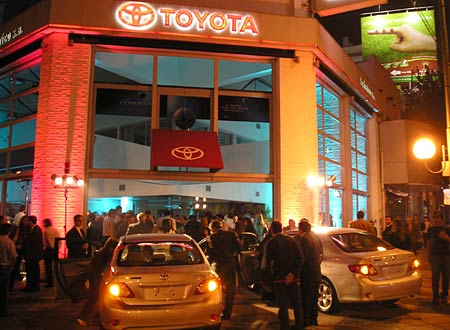 Toyota presentó el Nuevo Corolla