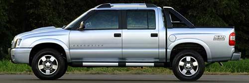 [Imágenes] Chevrolet s10