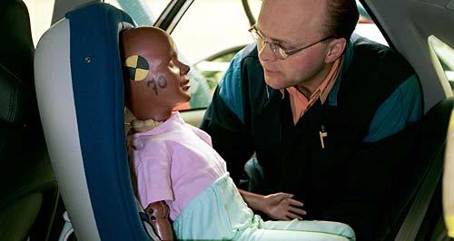 Sillas para bebés - Foto: Prensa Volvo