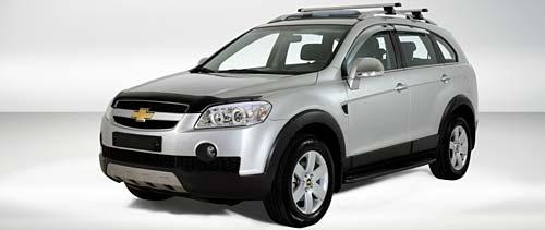 Chevrolet Captiva Nafta LT