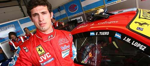José María López en Adria - Foto: FIA GT