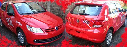 Nuevo VW Gol 2009 - Fotos: AutoBlogBrasil