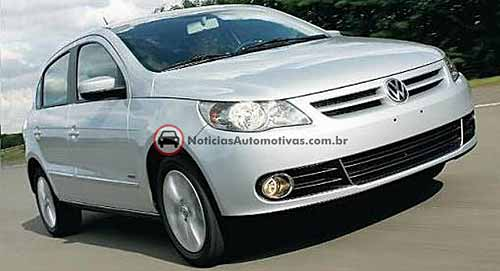 Nuevo VW Gol - Foto: Noticias Automotivas