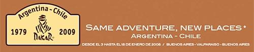 Misma aventura, nuevos lugares - Prensa Dakar