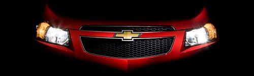 Chevrolet Cruze Teaser