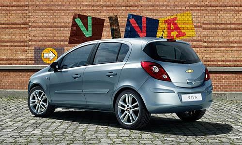 Proyecto Viva de Chevrolet