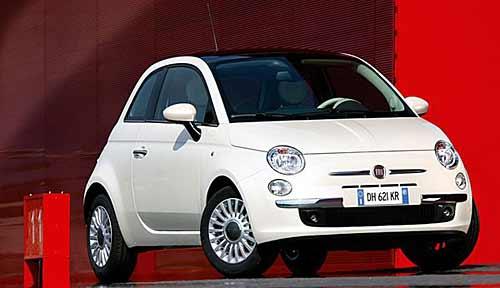 Fiat 500 en Argentina