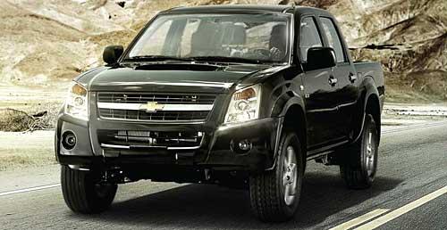 Nueva Chevrolet LUV D-Max Colombia