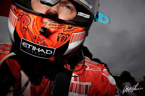 Imagen de Raikkonen tomada por Paul-Henri Cahier en Silverstone - Crédito: F1 Photo
