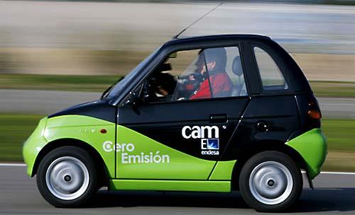 Chile Presentaron El Primer Auto 100 Electrico Y Podria Llegar A