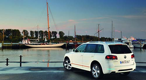 Volkswagen Touareg North Sails