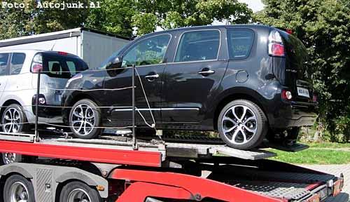 Citroën C3 Picasso - Foto: Autojunk.nl