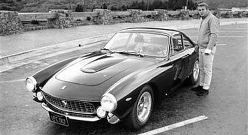 Ferrari 250 GT/L Lusso Berlinetta de Steve McQueen