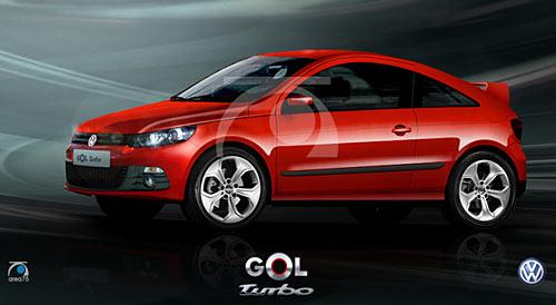 Nuevo Gol Trend Turbo - Recreación de: Jorge Luis Fernández  (www.area75.com.ar)