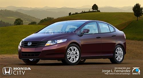 Honda City por el Ing. Jorge L. Fernández
