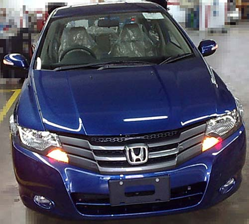 Honda City - Fotos: Paul Tan.org