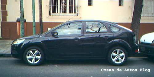 Nuevo Ford Focus - Foto: Cosas de Autos Blog
