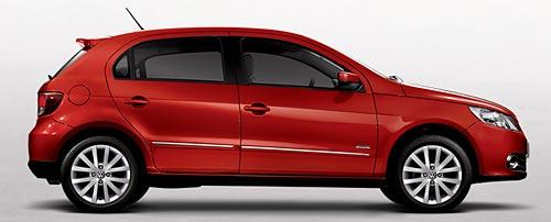 Nuevo Volkswagen Gol Trend