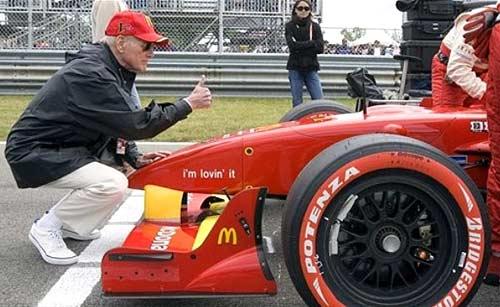 El equipo Newman-Hass fue creado en 1983 por Paul Newman y Carl Hass.