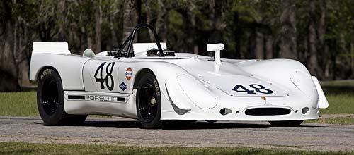 Porsche 908/2 de Steve McQueen