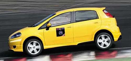 Fiat Punto en Brasil - Foto: QuatroRodas