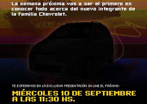 Chat Chevrolet