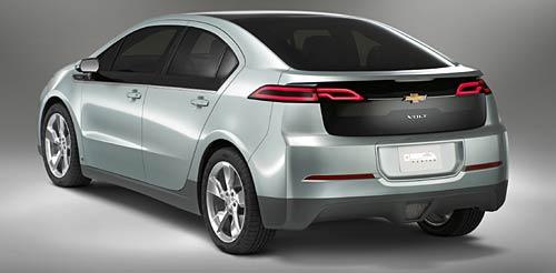 Chevrolet Volt de producción