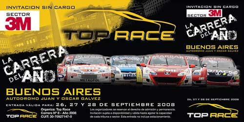 Entrada TRV6 Buenos Aires 3M